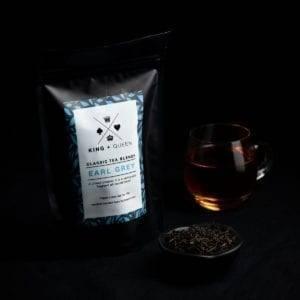 Organic Earl Grey Tea Blend