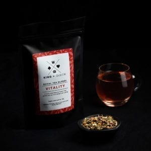 Organic Energy Herbal Tea Blend