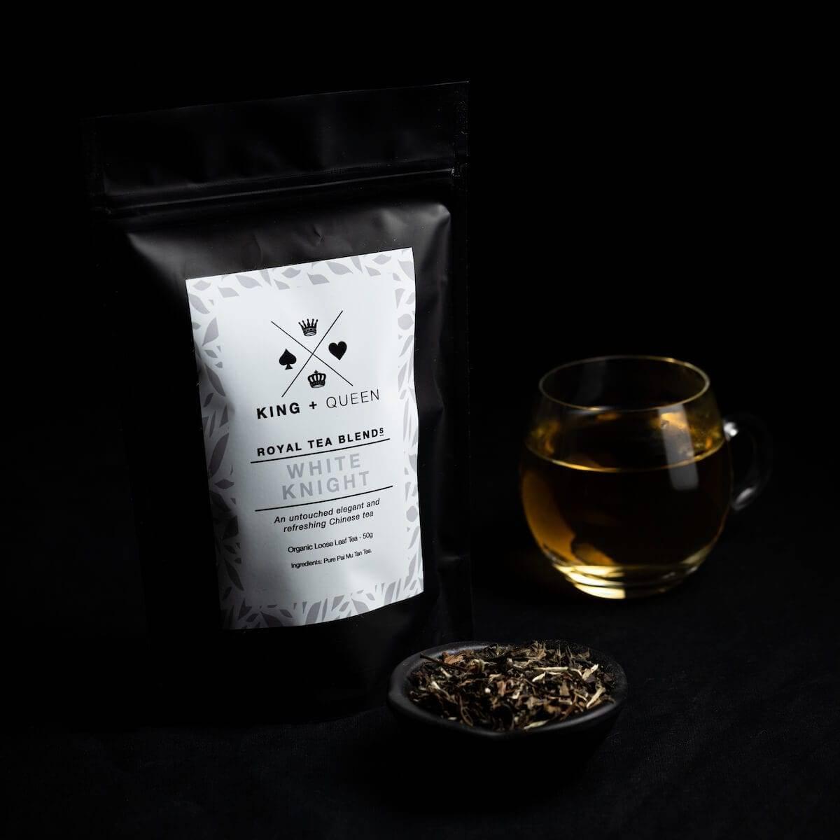 Premium Organic White Tea