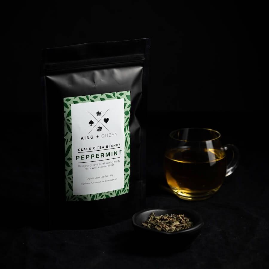 Peppermint Tea Herbal